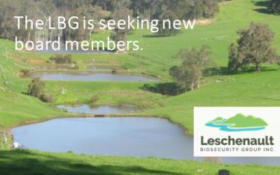 LBG seeking new board members