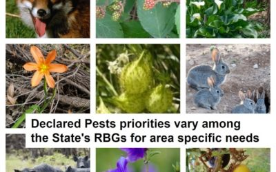 Statewide Biosecurity Supported by Declared Pest Rate
